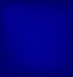 Abstract line blue background vector