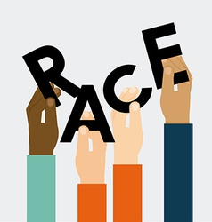 multiethnic community vector image