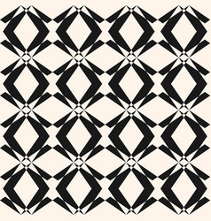 monochrome seamless pattern in asian style vector image