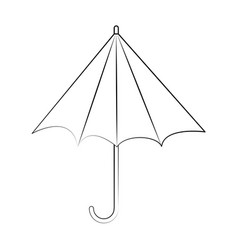 Umbrella ilustration vector