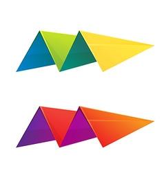 M letter volume logo vector