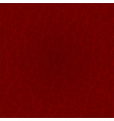 seamless leather vector image vector image