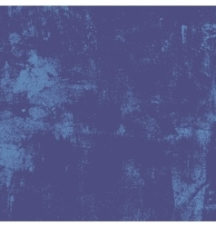 Distressed blue background vector