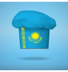 Kazakhstan national cuisine vector image