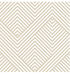 seamless lines pattern subtle modern texture vector image