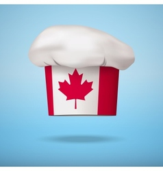 Canadian national cuisine vector image