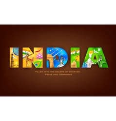 India Background vector