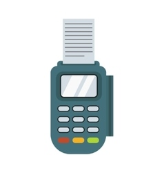 Payment acceptance vector image