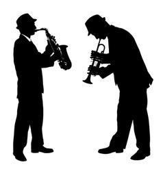 singers vector image