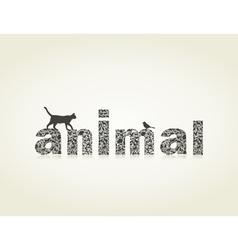 Animal4 vector image vector image