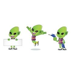 Alien 1 vector