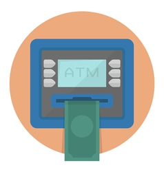 CircleATM vector