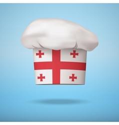 Georgian national cuisine vector image