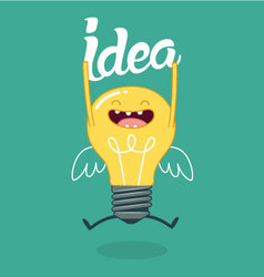 idea vector image