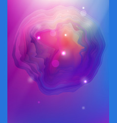 abstract violet background for design eps vector image