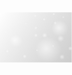 abstract soft blur lights on gray background vector image