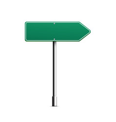 direction pointing arrow sign realistic vector image