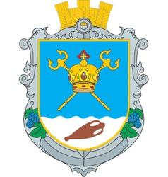 Gikolaev Oblast vector image