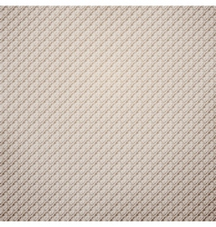 Seamless fabric pattern vector image vector image