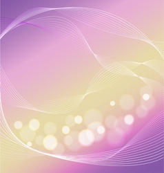 Abstract Purple Background vector image