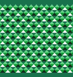 green hawaiian tribal seamless pattern design vector image