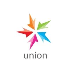 Logo union vector