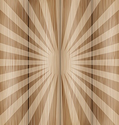 Abstract Wooden Background - Wood Grunge Pattern vector image