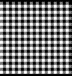 check fashion seamless pattern vector image