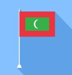 Maldiv vector