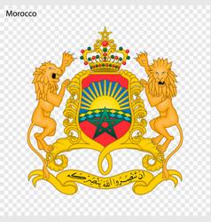 National emblem or symbol vector