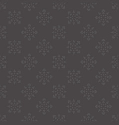 Seamless pattern abstract with hearts vector