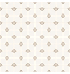 seamless tile pattern Modern stylish vector image