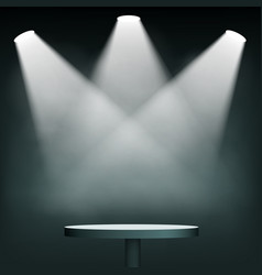 Background for advertising vector