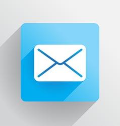 Post envelope icon vector image