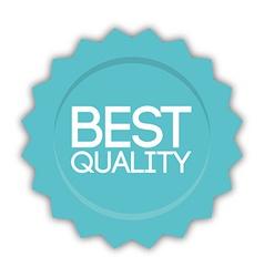 guaranteed seal vector image vector image