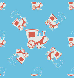 new pattern 0125 vector image