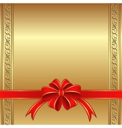 background gift vector image