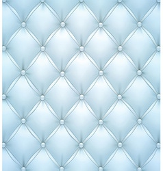 Blue upholstery leather pattern background vector