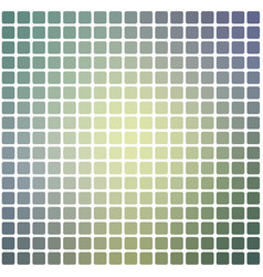 Yellow purple grey rounded mosaic background over vector