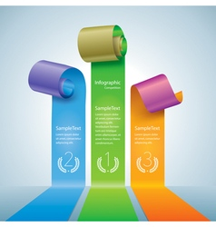 Infographic competition vector