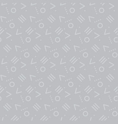 Modern style chaotic repeatable motif vector