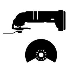 Oscillating tool vector