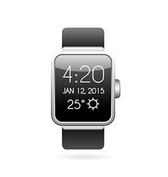 Smart watch in vector