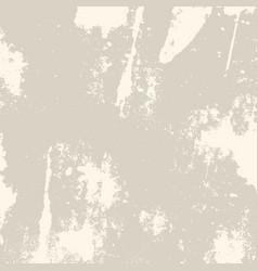 grunge beige texture vector image