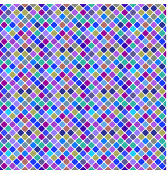 seamless abstract multicolor diagonal square vector image
