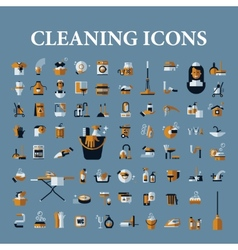 Set of icons of black on a white background vector