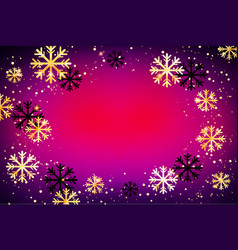 christmas background abstract vector image