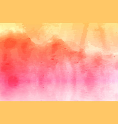 watercolor background background vector image