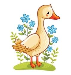 Farm animal vector image