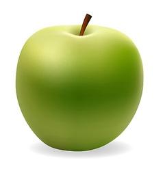 apple 001 vector image vector image